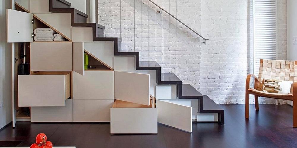 Comment Faire Un Rangement Sous Escalier